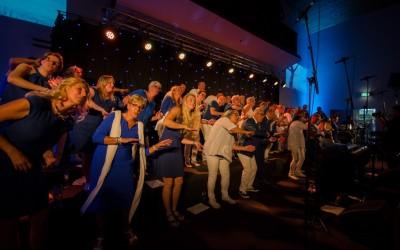 Jubileum concert daverend feest
