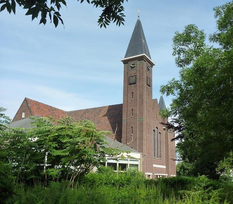 Optreden Brinkstraatkerk Bennekom